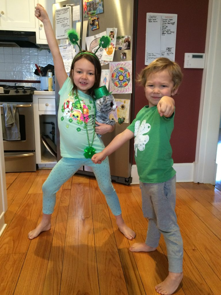 Cutest Leprechauns in Massachusetts